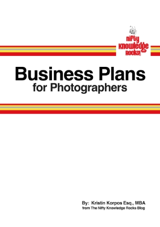 Business Plan for Photographers