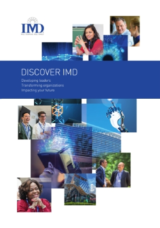 Business Program Brochure