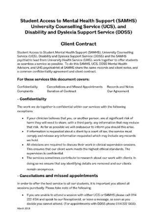 Client Contract Sample