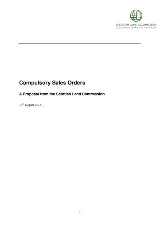 Compulsory Sales Orders