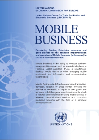 Mobile Business Brochure