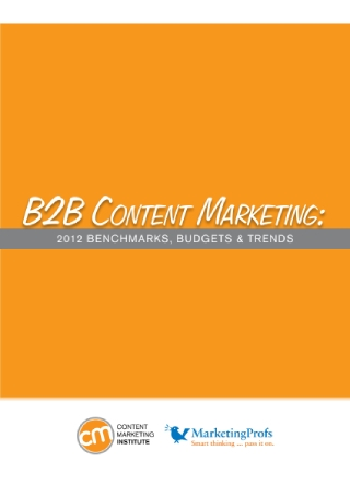 B2B Content Marketing1