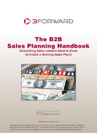 B2B Sales Planning Handbook