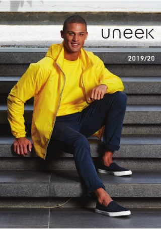 Casual Clothing Brochure