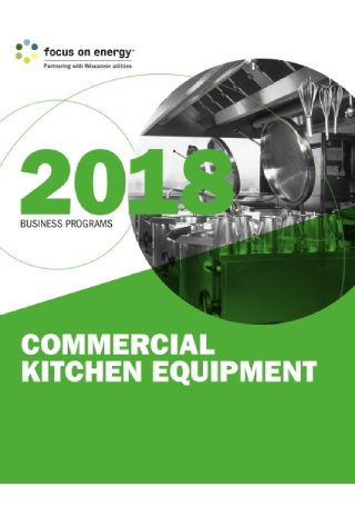 Commercial Kitchen Equipment Brochure