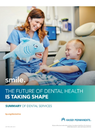 Dental Health Brochure