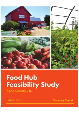 Food Hub Feasibility Study