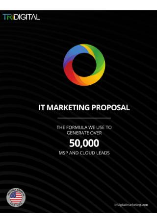 IT Marketing Proposal