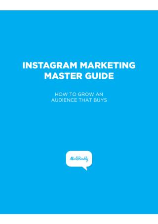 Instagram Marketing Master Guide