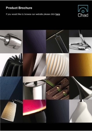 Lighting Products Brochure