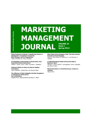Marketing Management Journal