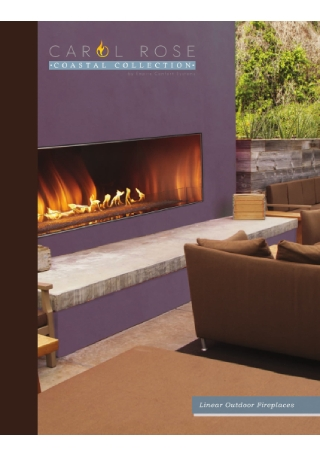 Outdoor Fireplace Brochure