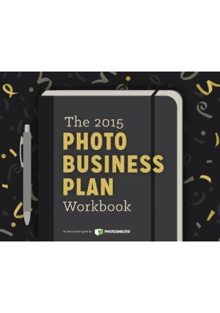 Photo Business Plan Workbook