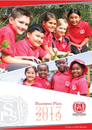 Primary School Business Plan