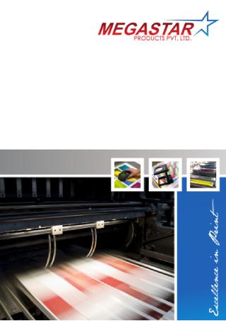 Print and Packaging Brochure
