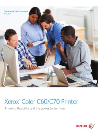 Printer Brochure
