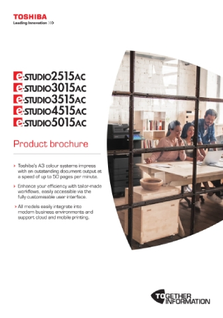 Printing Product Brochure