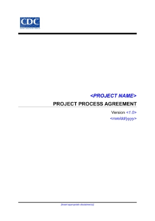 Project Process Agreement