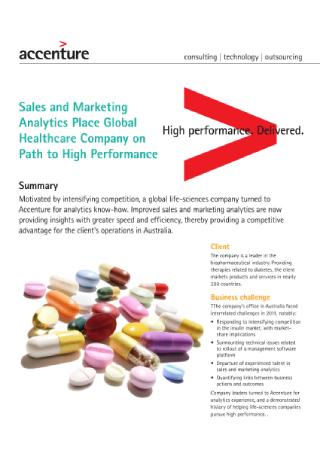 Sales and Marketing Analytics