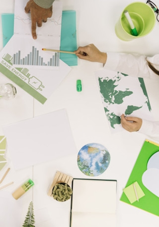sales in business sustainability image