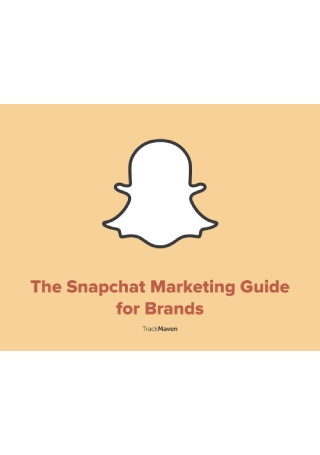 Snapchat Marketing Guide for Beginners