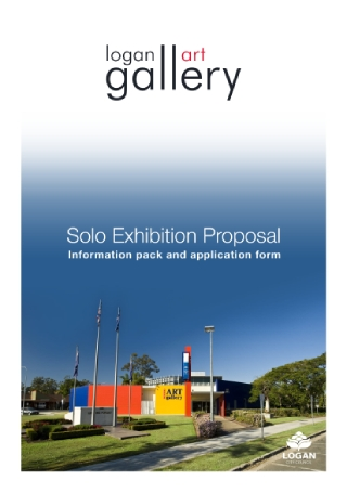 Solo Exhibition Project Proposal