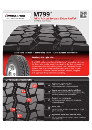 Tire Service Brochure