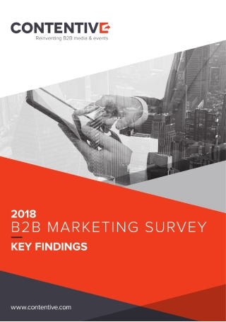 B2B Marketing Survey