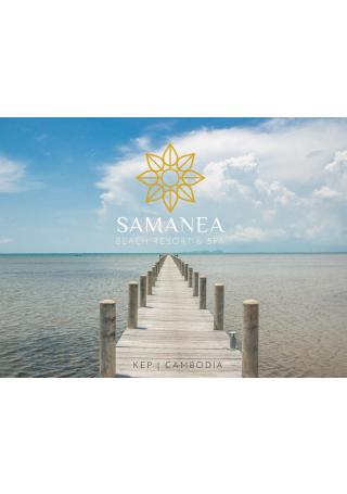 Beach Resort Brochure