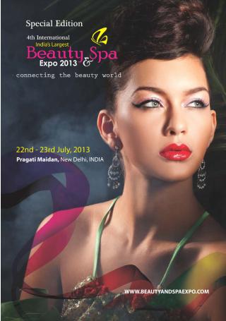 Beauty and Spa Brochure