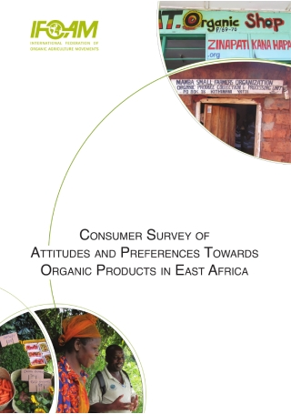 Consumer Survey Report