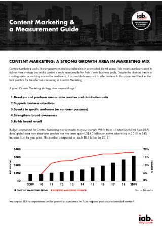 Content Marketing Measurement Guide