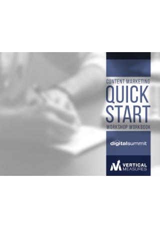 Content Marketing Workshop Workbook
