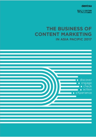 Content Marketing in Asia Pacific