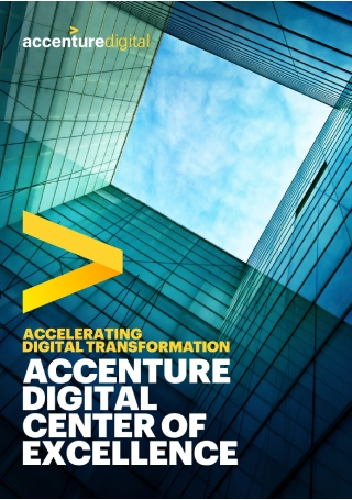 Digital Transformation Brochure