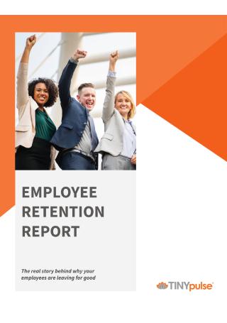 Employee Retention Report