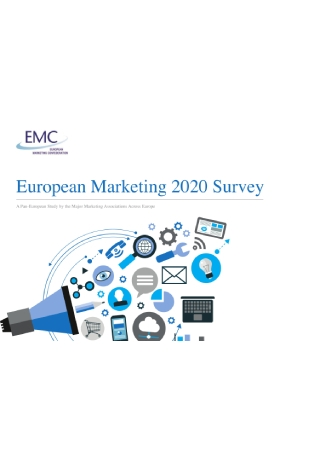 European Marketing Survey