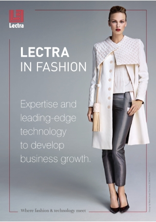 Fashion and Apparel Brochure
