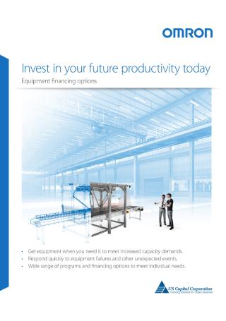 Financing Business Brochure