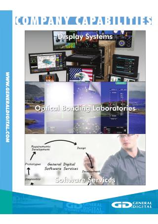 General Digital Company Capabilities Brochure