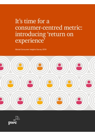 Global Consumer Insights Survey