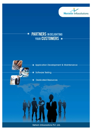 IT Company Brochure