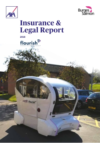 Insurance and Legal Report