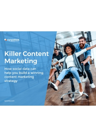 Killer Content Marketing Strategy