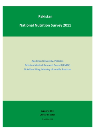 National Nutrition Survey