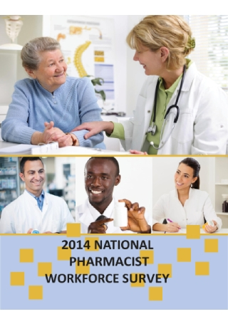 National Pharmacist Workforce Survey