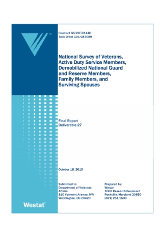National Survey of Veterans