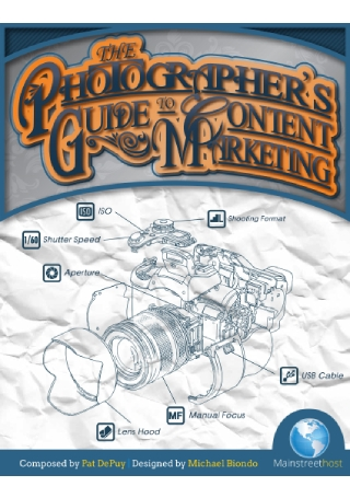 Photographers Guide to Content Marketing