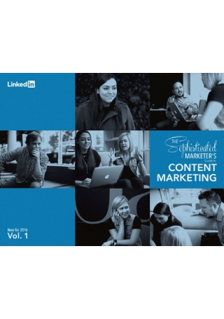 Sophisticated Guide to Content Marketing