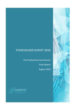 Stakeholder Survey Report